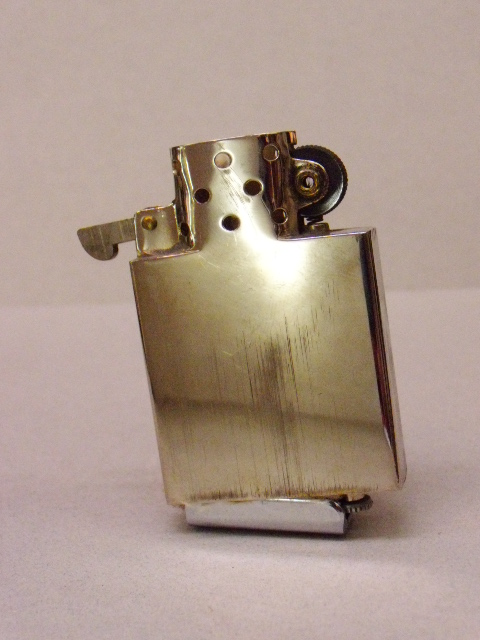These are not from my collection. & 1933-37 Zippo Square corner models