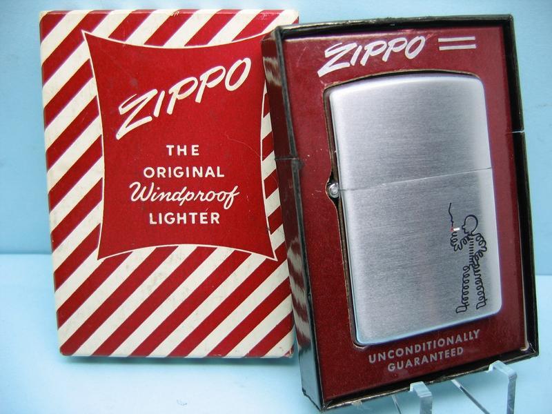 Dating zippo
